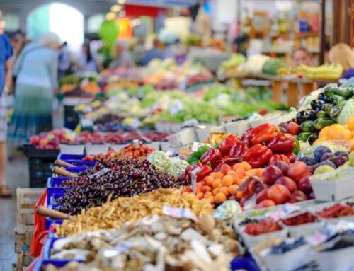 La produzione alimentare è una delle poche industrie non in grave crisi