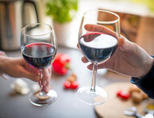 Alla ricerca della felicità… in un calice di vino!