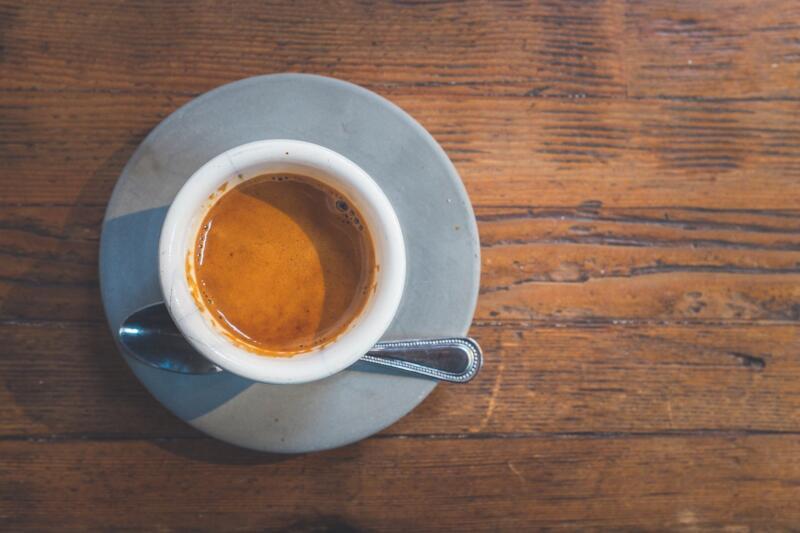 caffè espresso Made in Italy