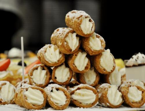 Il cannolo siciliano: delivery della tradizione