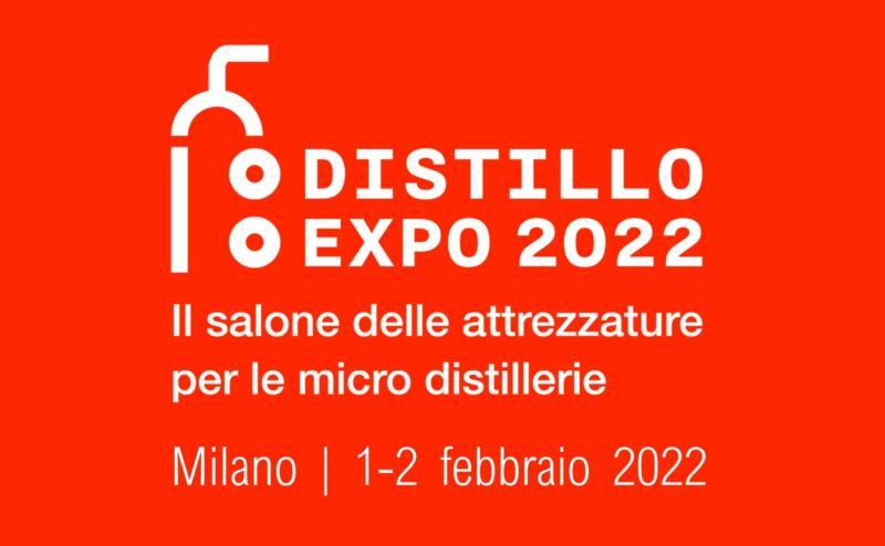 Distillo fiera Milano craft distilling