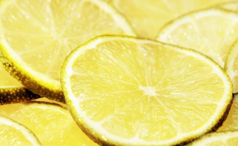 scarti limone integratori