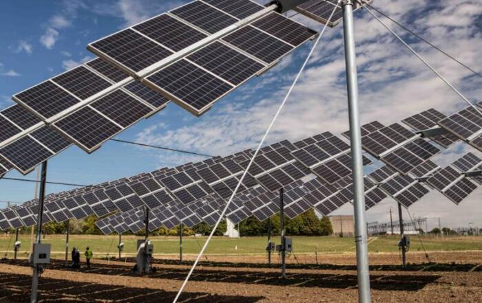 Agrivoltaico sostenibile ETA ENEA