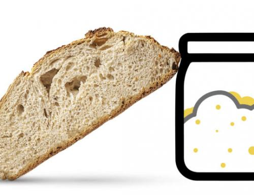 Busket porta pane fresco artigianale a casa in maniera sostenibile