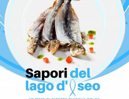 """Parte """"Sapori del Lago d'Iseo"""", il pesce d'acqua dolce torna protagonista tra Brescia e Bergamo"""