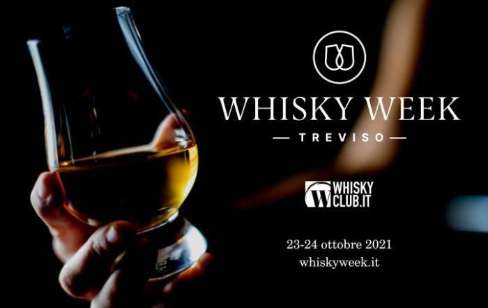 Arriva la Whisky Week: il 23 e 24 ottobre il festival sbarca a Treviso