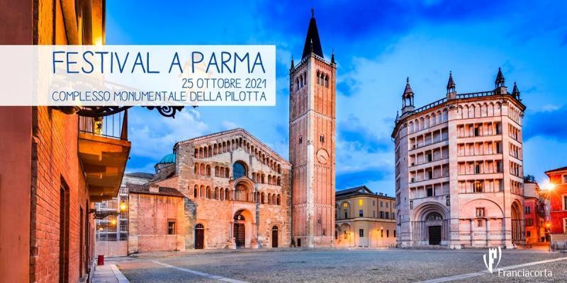Festival Franciacorta a Parma