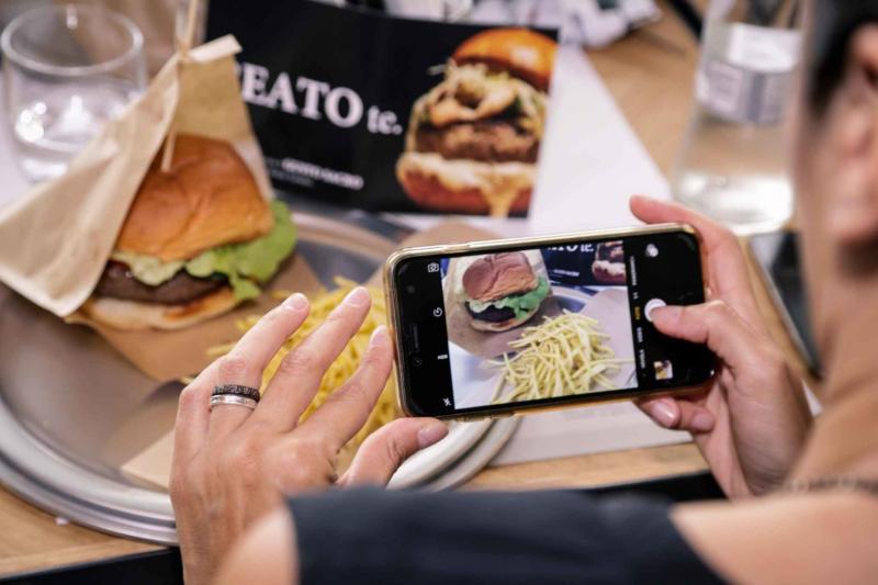 Cibo e Instagram: quando il food diventa social