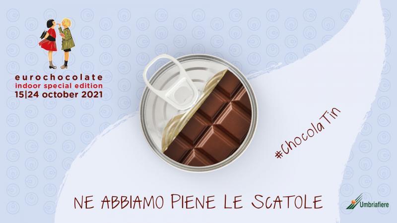 Eurochocolate Perugia 2021